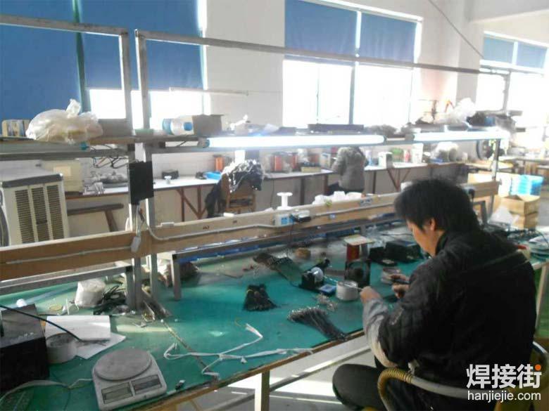 【图片】手工焊接生产线高清大图