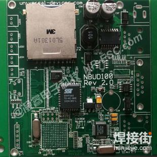 小批量电路板焊接加工